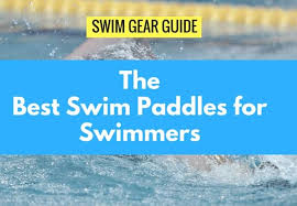 The 6 Best Swim Paddles For Crushing It In The Pool