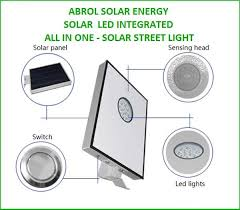 all in one solar street light we are a manufacturer of solar light solar panel