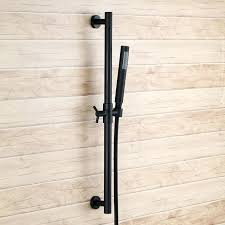 matte black shower head nz and handle australia