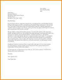 Ideas Collection Cover Letter Kindergarten Teacher About 10 Sample