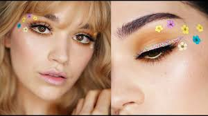 flower makeup tutorial