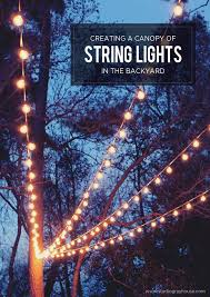 backyard party lighting. best 25 backyard party lighting ideas on pinterest outdoor lights and wedding decorations l