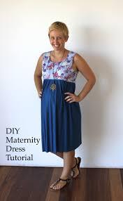 Maternity Dress Patterns Amazing Maternity Dress Tutorial And Free Pattern
