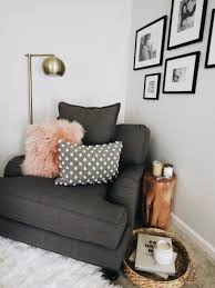 Furniture: Small Reading Chair Awesome The Custom Small Reading Chair For  Bedroom On A Bud