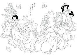 Princess Jasmine Coloring Pages Princess Jasmine Coloring Pages