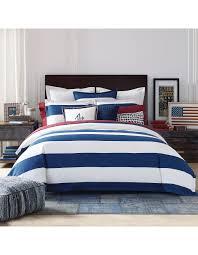 tommy hilfiger tommy hilfiger david jones cabana stripe quilt cover set queen bed
