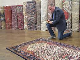 origin and age of the rug and then evaluate color design craftsmanship and cur condition we will provide you with a full report of our findings