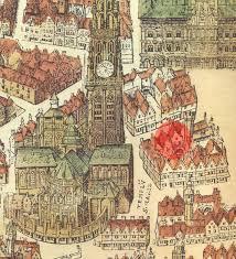Bouwhistorisch Onderzoek Antwerpen Maalderijstraat 3