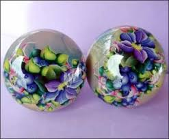 Fabulous Knobs Antiques Hand Painted Crafted and Designed Door