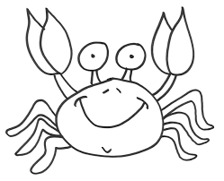 Small Picture Top Crab Coloring Pages Best And Awesome Color 2676 Unknown