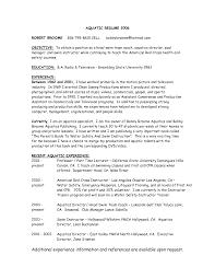 Pool Director Cover Letter Sarahepps Com