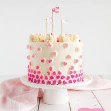 Pink Velvet Cake Liv For Cake
