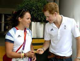 Prince Harry, Sophie Hosking - Prince Harry and Sophie Hosking Photos -  Zimbio