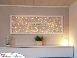 diy wall decor ideas homemade wall