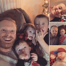 """Wes Jensen 😷 on Twitter: """"These three! ❤️ #unclewes #funcleguncle  #christmas… """""""