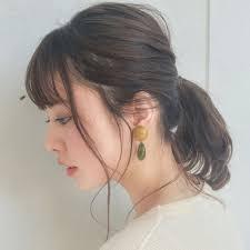 エラ張りベース顔さんの髪型に似合うレングス別ヘアスタイル15選 Trill
