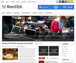 20 Best Free News Based Blogger Templates Download