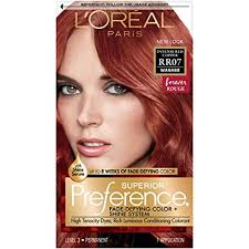 Nice And Easy Hair Colour Chart South Africa