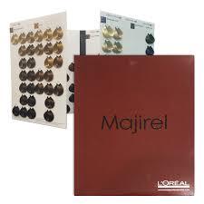 Loreal Professional Hair Color Chart Majirel Loreal Majirel Shade Chart