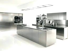 commercial kitchen cabinets modern white kitchen island stainless steel commercial kitchen cabinets concrete wall and modern