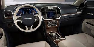 2018 chrysler 300c platinum dashboard