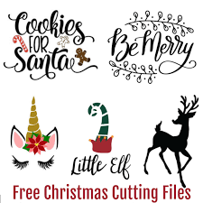 ✓ free for commercial use ✓ high quality images. Get These Free Svg Files For Christmas Crafts And Gifts