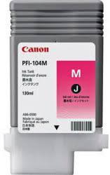 <b>Картридж Canon PFI</b>-<b>104M</b> Magenta 130 мл (<b>3631B001</b>) купить ...