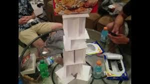 Make Index Cards Index Card Tower