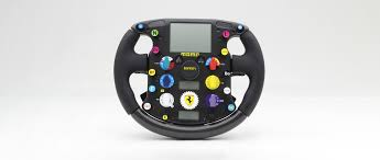 The steering wheel attached to the car is just one of those pieces to success for drivers. Ferrari F2004 2004 Steering Wheel Amalgam Collection