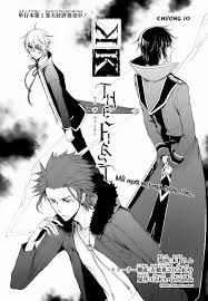 Chapter 10 - Truyện K - The First