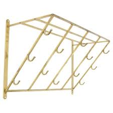Brass Coat Rack Wall Mounted 100 Best Clothes Rack Images On Pinterest Clothing Racks Pipe 47