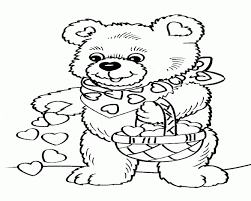 Small Picture adult free printable coloring pages for valentines day free