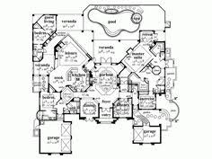 coastal floor plan ashley house plan home pinterest Indigo Cottage House Plan colonial house plan outstanding one story colonial luxury Cottage House Plans One Floor