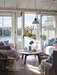 Seaside Bedroom Decorating Blue Living Rooms Interiors By Color 16 Interior Decorating Ideas