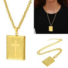 details about new fashion cross box pendant necklace chains crosses gifts best