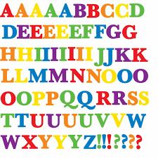 Print Color Letters