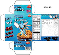 How To Design A Cereal Box Cereal Box Design On Behance