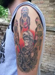 картина с гимном и голая русалка самые смелые тату бойцов ато факты