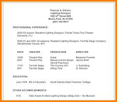 8+ inexperienced resume | letter setup