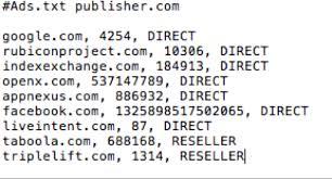ads txt a web 1 0 solution to a web 3