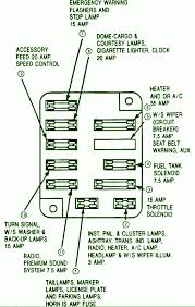 e ford van fuse box wiring diagrams