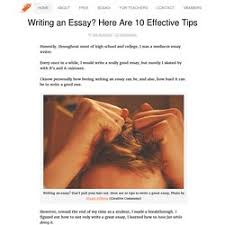 writing an effective essay  college paper service writing an effective essay