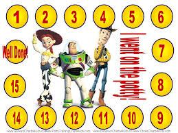 Toy Story Potty Training Chart Potty Training Boys Potty
