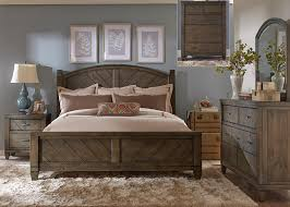 Modern Country Bedroom Set By Liberty Furniture Home Gallery