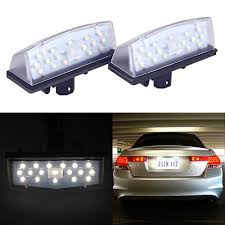 Prius Pcs Light Us 9 99 30 Off 2 Pcs Car Led Number License Plate Light 12v For Prius Venza Matrix Lexus Ct200h Rear Trunk Warning Light Accessories In License