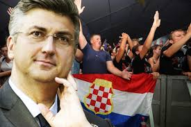 Image result for andrej plenkovic i kolinda grabar sa thomsonom fotos