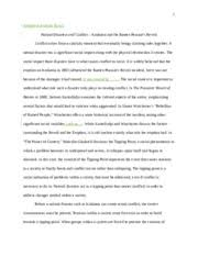 sample rough draft for analytical paper natural disasters  7 pages sample of analytical essay