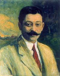 Fernando Álvarez de Sotomayor y Zaragoza , nació en Ferrol el 25 de septiembre de 1875 ( +Madrid, 17 de marzo de 1960). Un destacado pintor universal. - alvarez-sotomayor-1