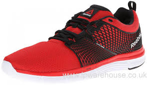reebok running shoes red and black. united kingdom reebok mens zquick dash running shoe red rush black white shoes and c