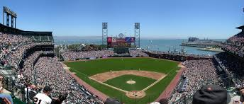 San Francisco Giants Baseball Stadium Wallpapers Hd Club
